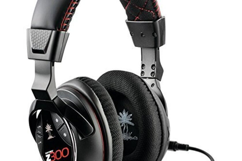 Turtle Beach Ear Force Z300 Wireless Dolby 7.1 Surround Sound PC Gaming Headset