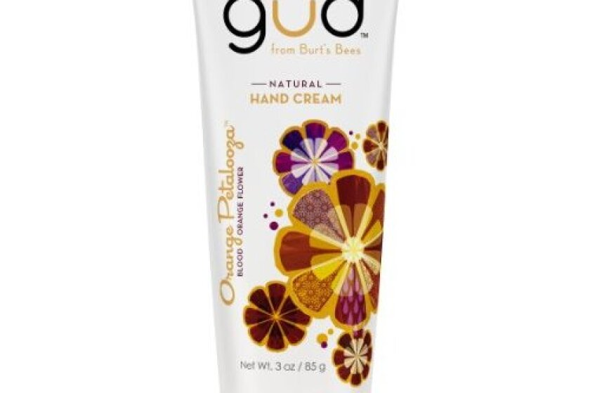 Gud Orange Petalooza Natural Hand Cream