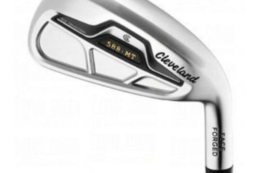Cleveland Mens 588 Mt Irons #4 - Dw Steel Right Stiff