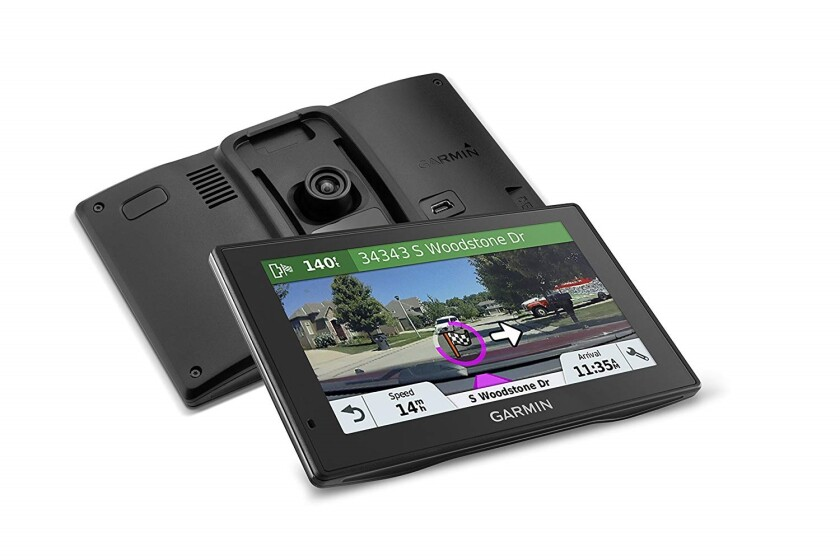 Garmin DriveAssist 51 LMT-S Portable Vehicle GPS