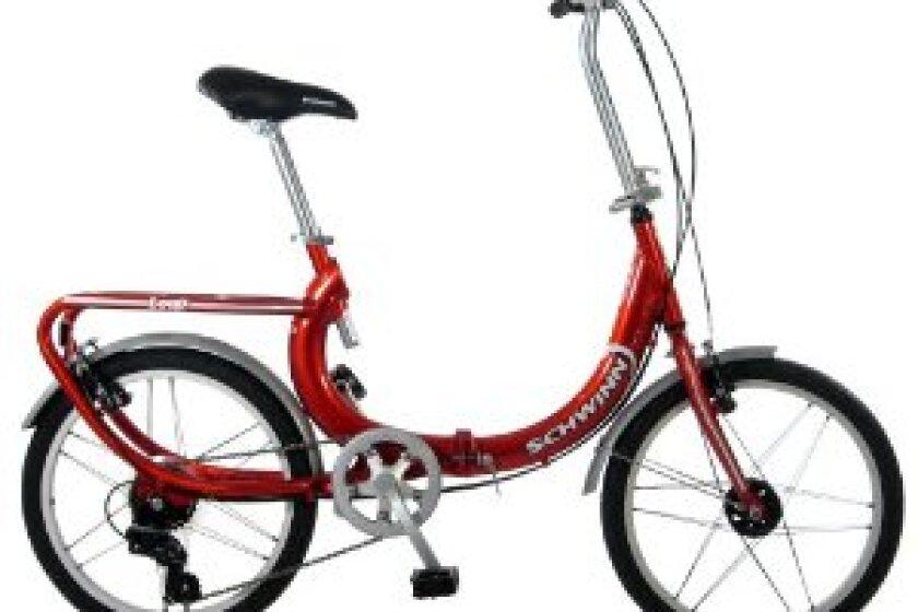 Schwinn Loop 7-Speed Folding Bicycle