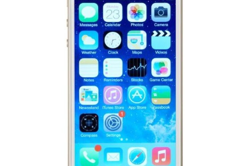 Apple iPhone 5s (Sprint)