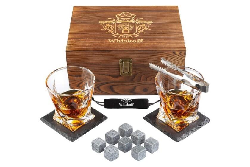 Best Bourbon Whiskey Glass Set