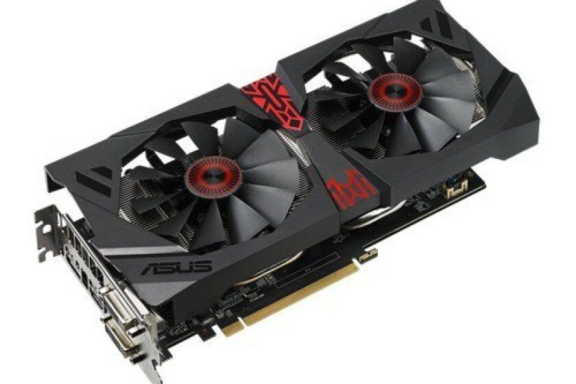 Asus AMD R9 380 4GB PCI-E Strix Gam, STRIX-R9380-DC2OC-4GD5-GAMING