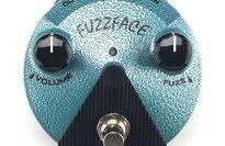 Dunlop FFM3 Jimi Hendrix (TM) Fuzz Face Mini Distortion