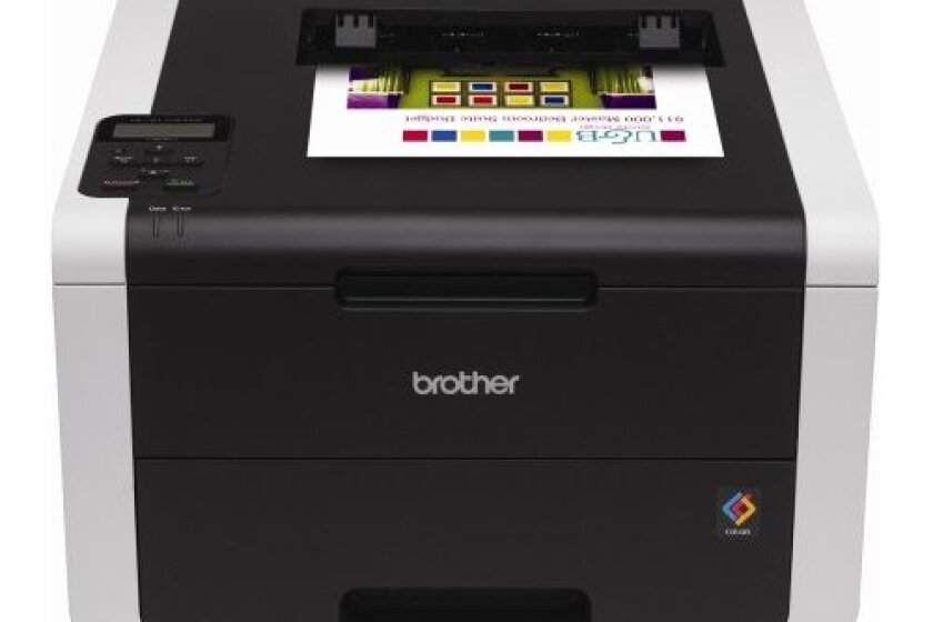 Brother Printer HL3170CDW Wireless Color Printer with Wireless Networking