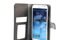 Bear Motion Premium Folio Case for Samsung Galaxy Note 2