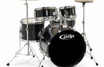 Pacific Drums PDJR18KTCB 5-Piece Drum Set