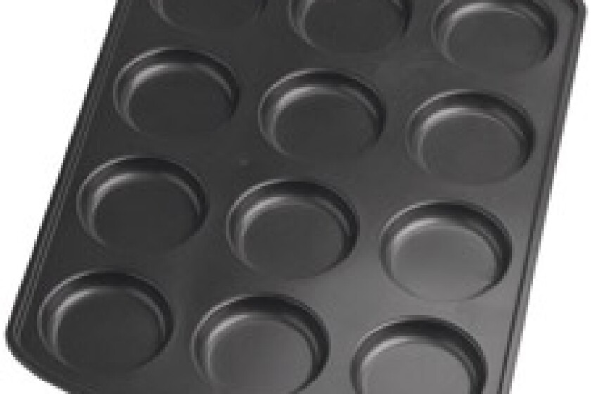 Wilton Perfect Results 12 Cavity Muffin Tops Pan