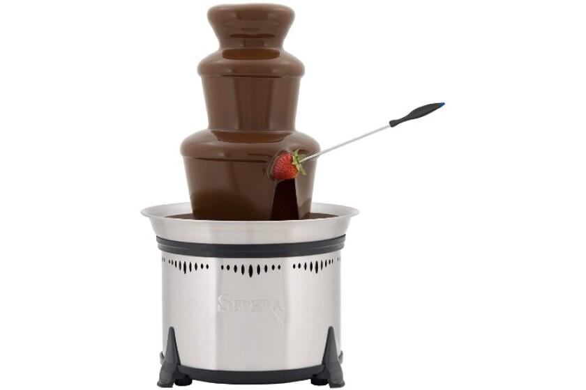 best sephra chocolate fondue fountain