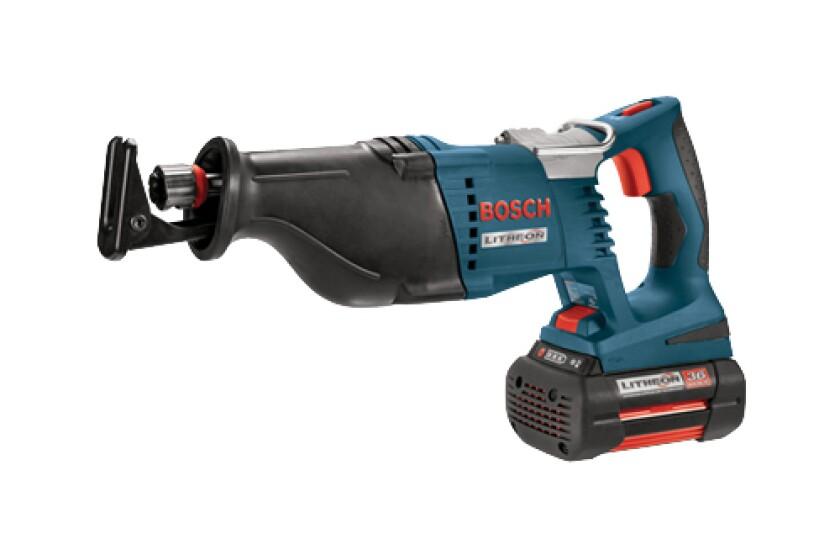 Bosch 1651K, 36 Volt Reciprocating Saw Kit