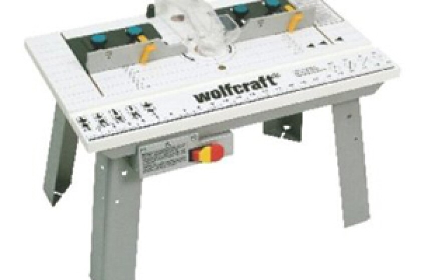 Wolfcraft 611340 Router Table