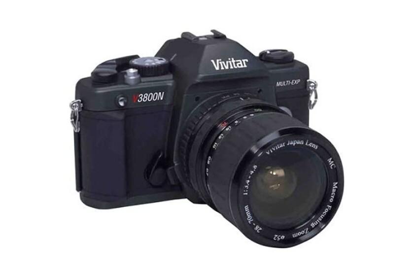 best Vivitar V3800N 35mm SLR Camera with 28-70mm Lens
