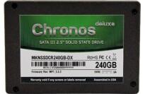 """Mushkin Enhanced Chronos 2.5"""" 240GB SSD MKNSSDCR240GB"""