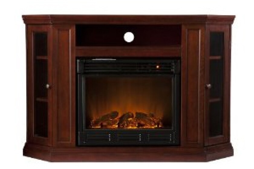 Southern Enterprises Claremont Electric Fireplace FE9310