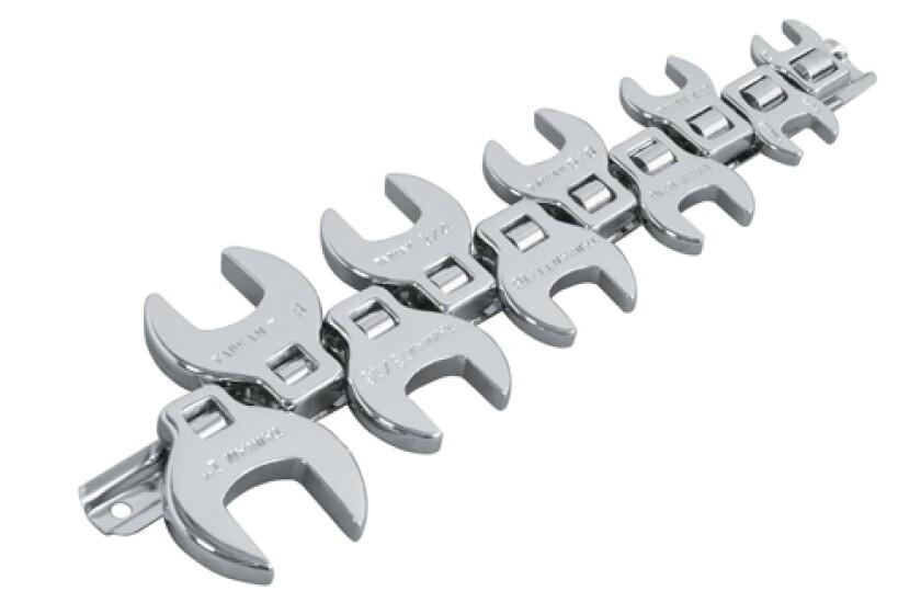 Craftsman 10 pc. Metric Crowfoot Wrench Set