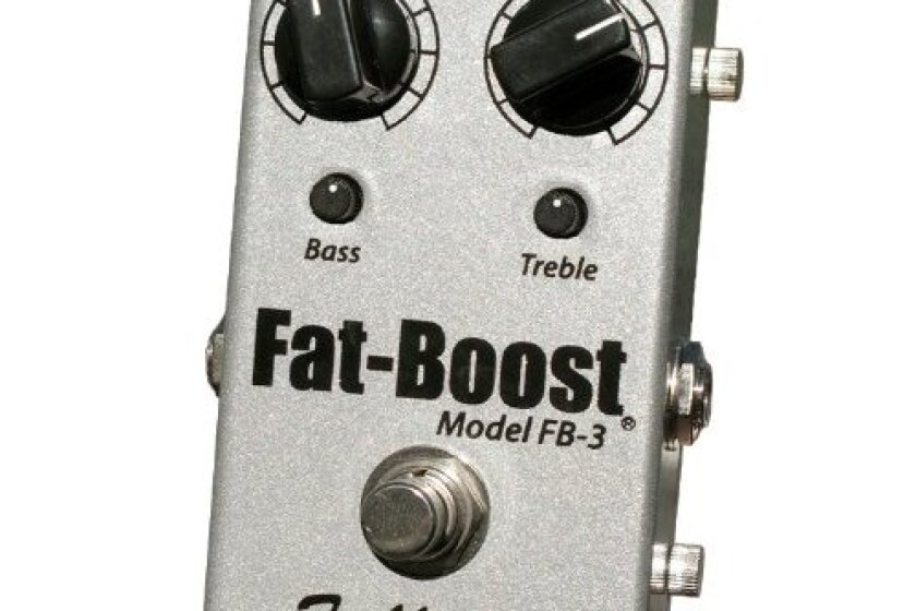 Fulltone FB-3 Fat-Boost 3 Boost Pedal