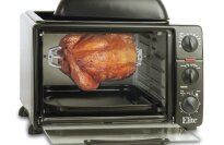 Maxi-Matic ERO-2008S Elite ProToaster Oven with Rotisserie and Grill Top