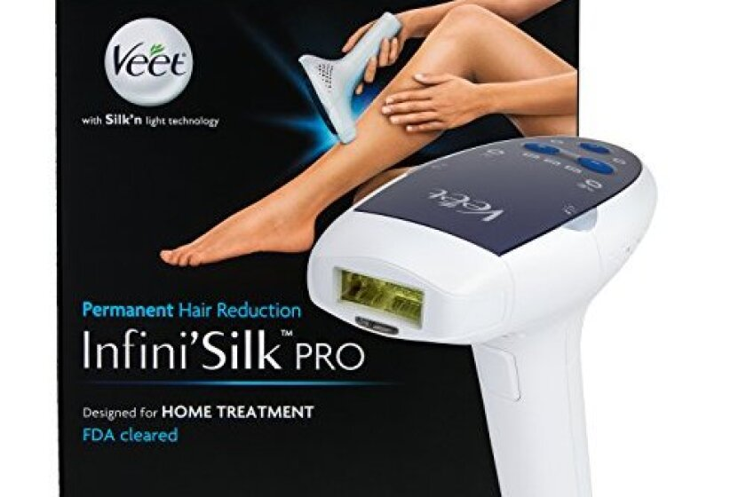 Veet Infini'Silk Pro Light-Based IPL Hair Removal System