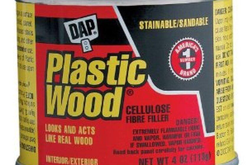 DAP Plastic Wood Solvent Wood Filler