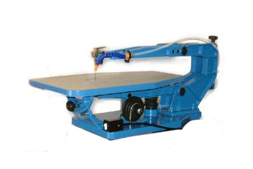"PS Wood Machines 21"" Scroll Saw"