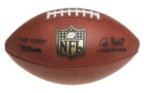 Wilson F1100 Official NFL Leather Football