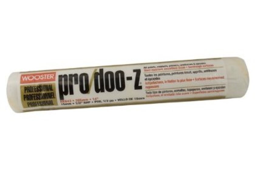 "Wooster 1/2"" Nap Pro Doo-Z Roller Cover  #RR643"