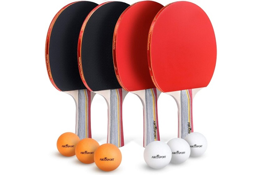 best ping pong