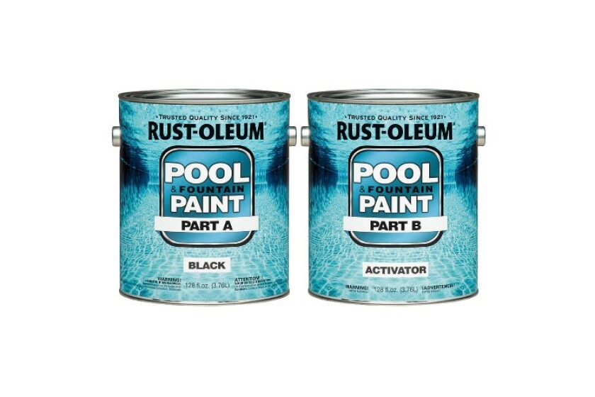 best Rust-Oleum Epoxy Pool and Fountain Paint