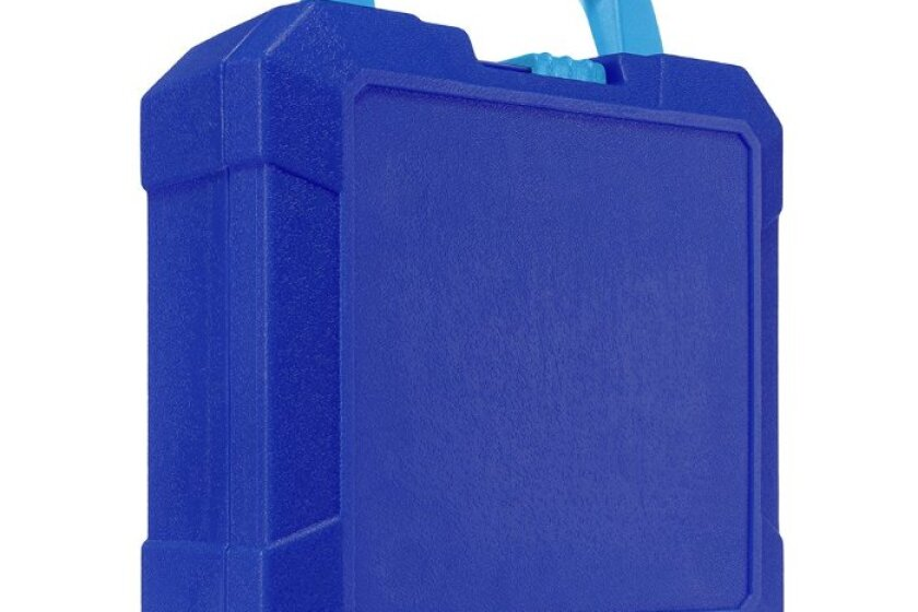 Delicious Agent Blue Lunch Box with Ice Pack