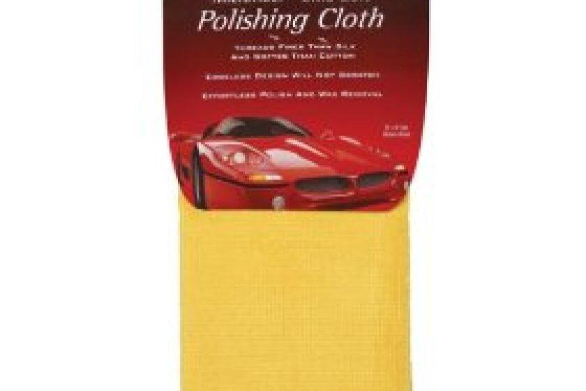 best polishing microfiber cloth