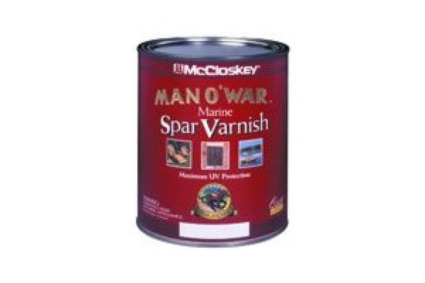 Man O' War Spar Varnish