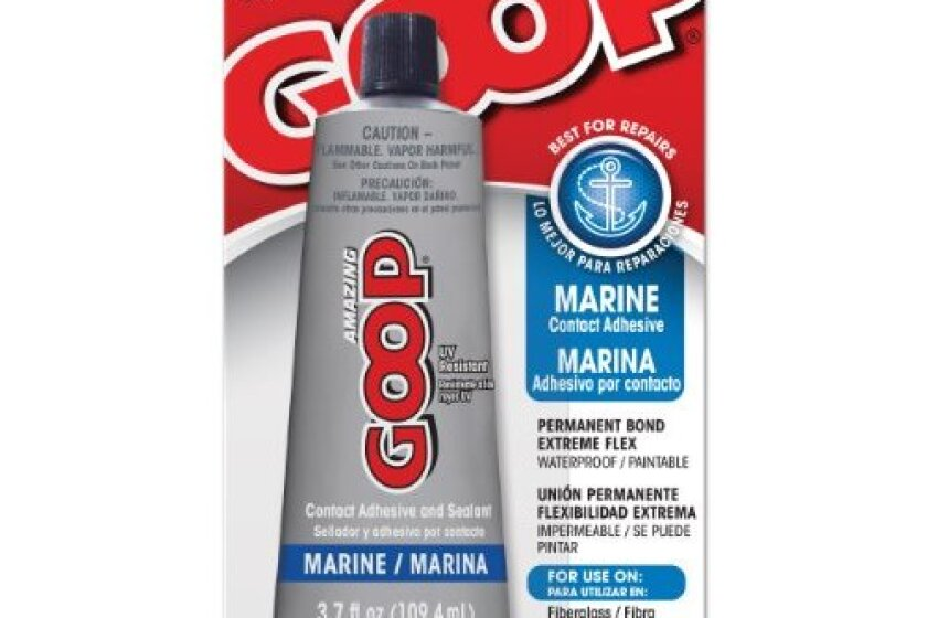 Eclectic Amazing Goop Marine