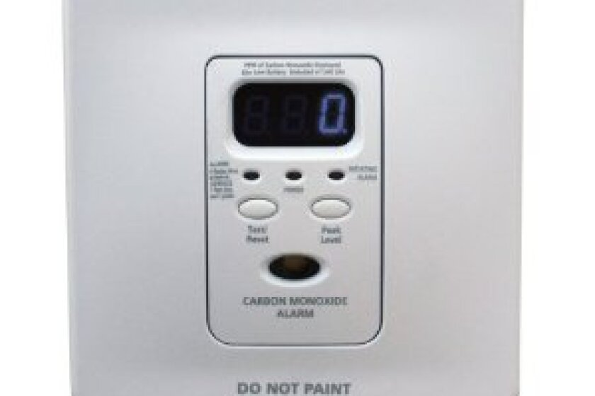 Kidde KN-COPF-i Silhouette Wire-in Low Profile Carbon Monoxide Alarm