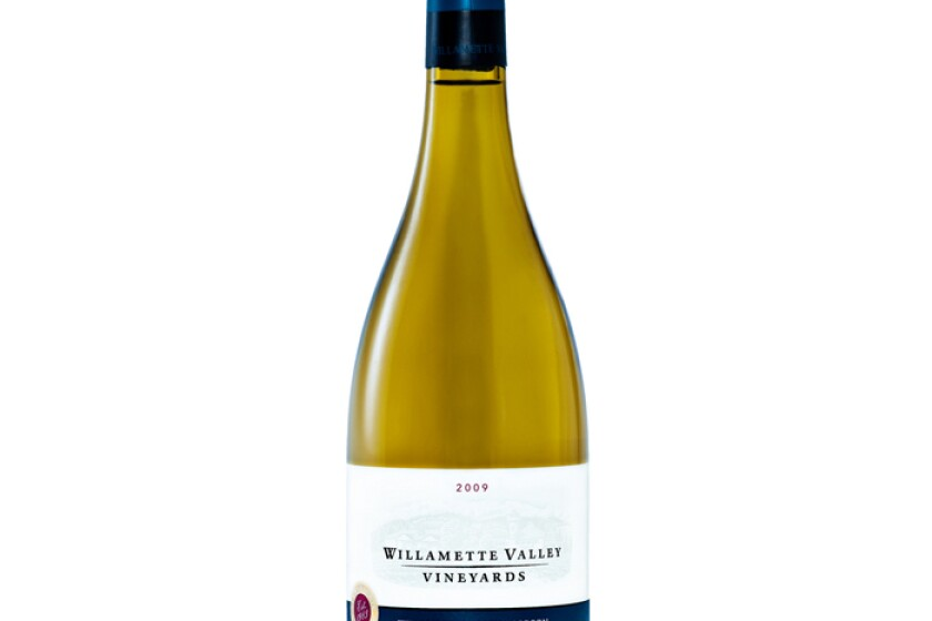 Willamette Valley Pinot Gris '12
