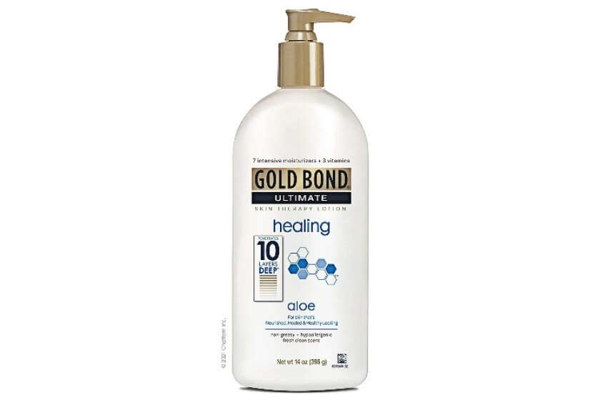 best Gold Bond Ultimate Healing Skin Therapy Body Lotion