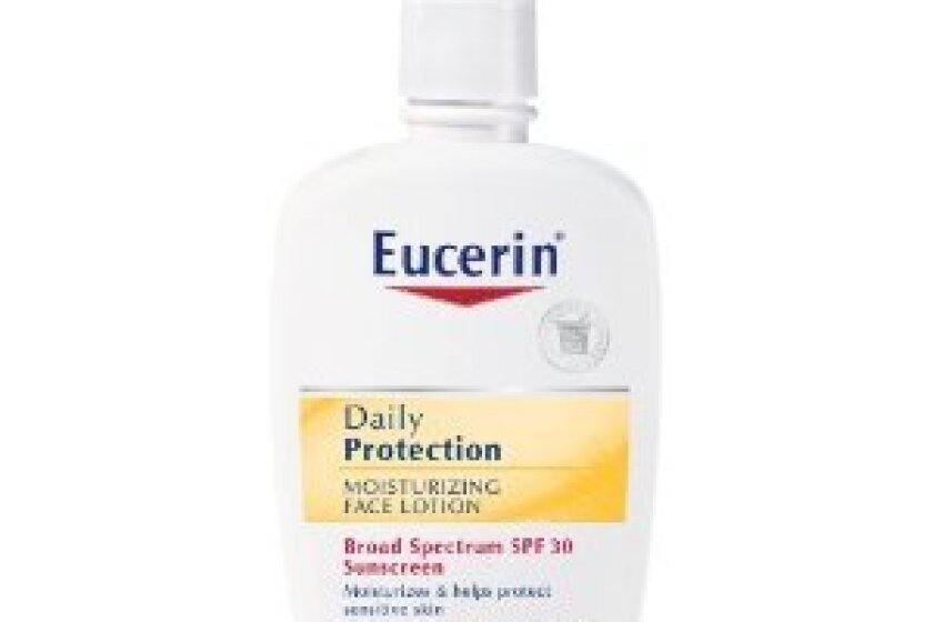 Eucerin Daily Protection Moisturizing Face Lotion, SPF 30