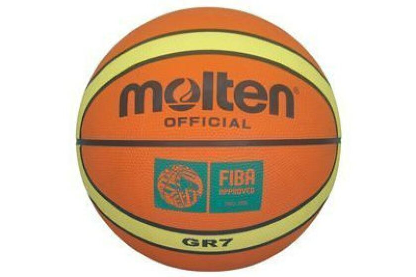 Molten BGR7 FIBA Outdoor Rubber Men's Basketball