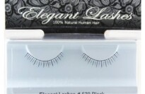 Elegant Lashes #529 Black False Eyelashes
