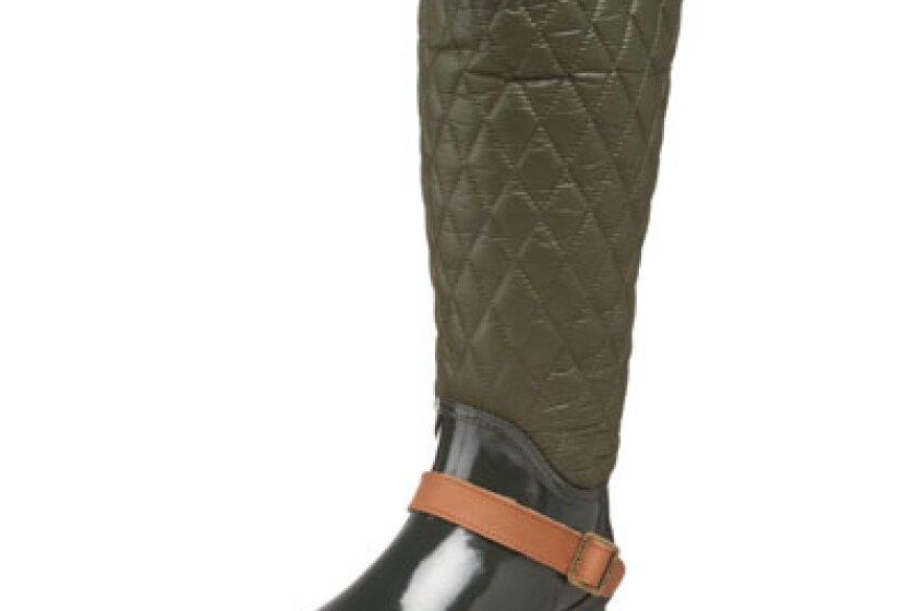best fashion rain boot