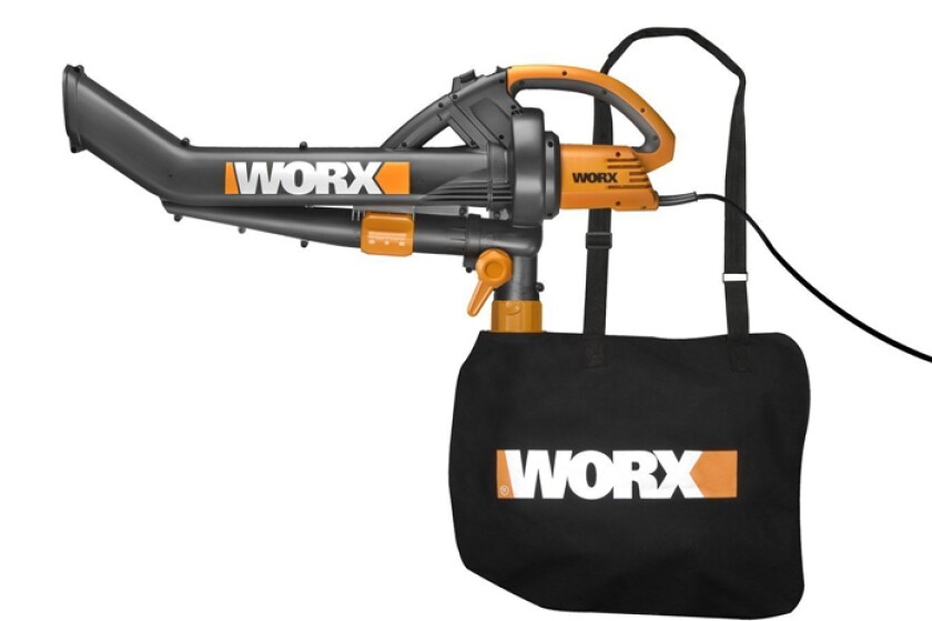 WORX TriVac WG500 12 amp Electric Blower
