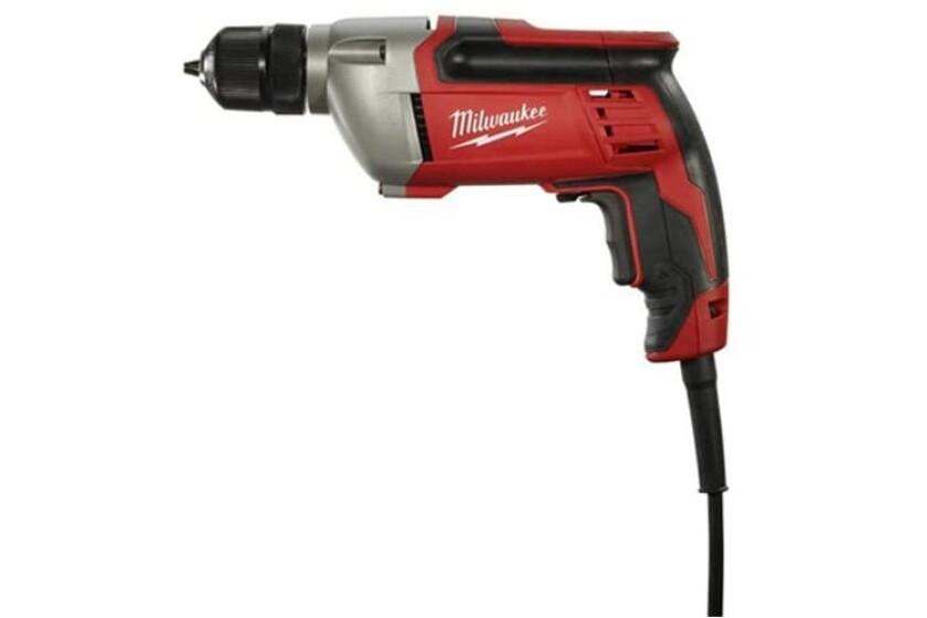 best Milwaukee 0240-20, 3/8-Inch Drill