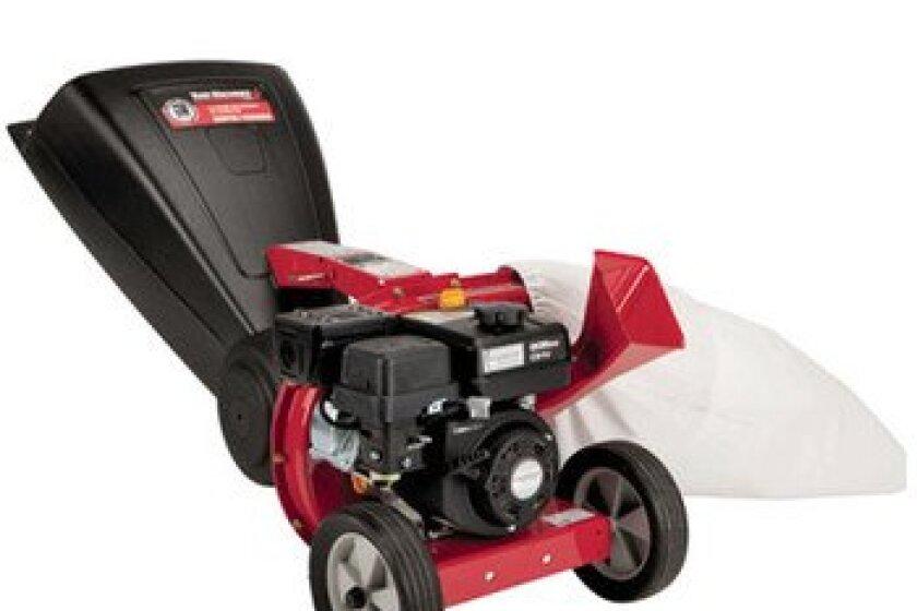 Yard Machines 24A-45M3000 208cc OHV Gas Powered Chipper/Shredder/Vacuum
