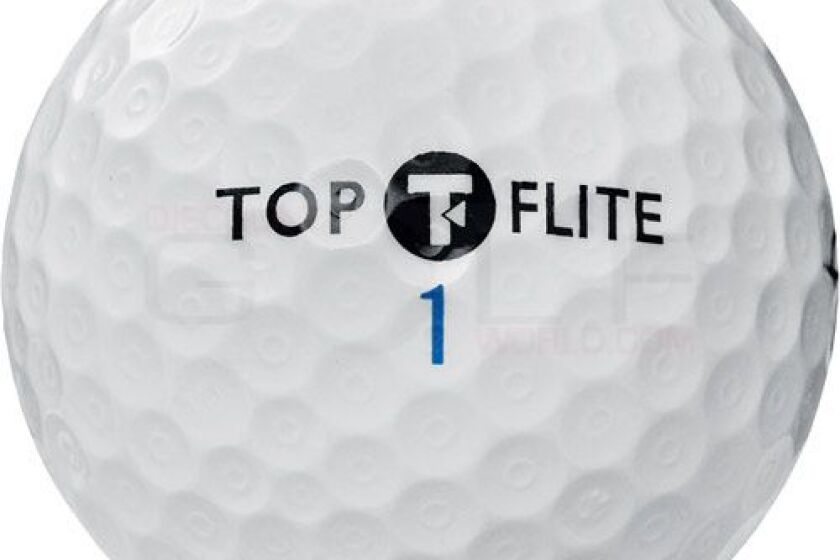 Top-Flite D2 Straight 09 Golf Balls