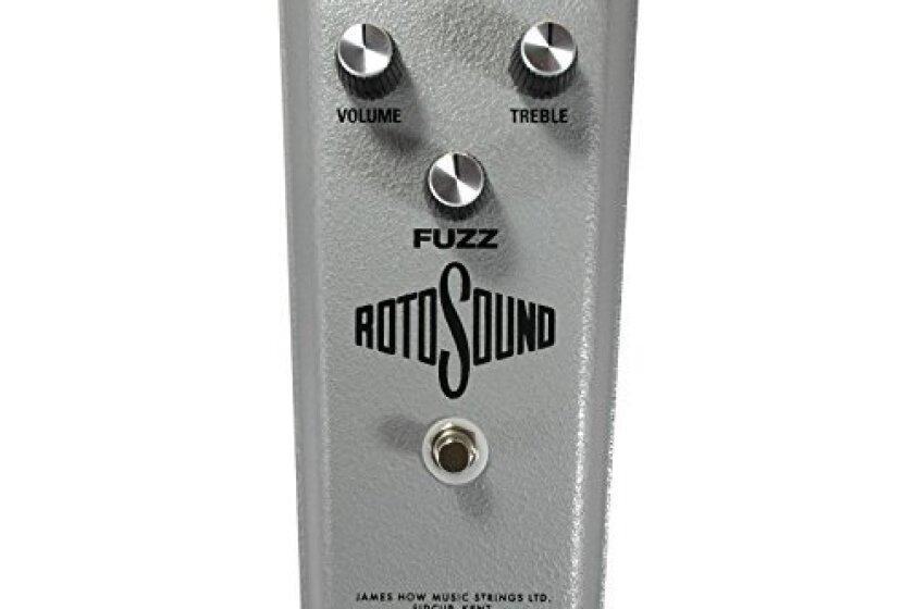 Rotosound 1960s Reissue Vintage Fuzz Pedal
