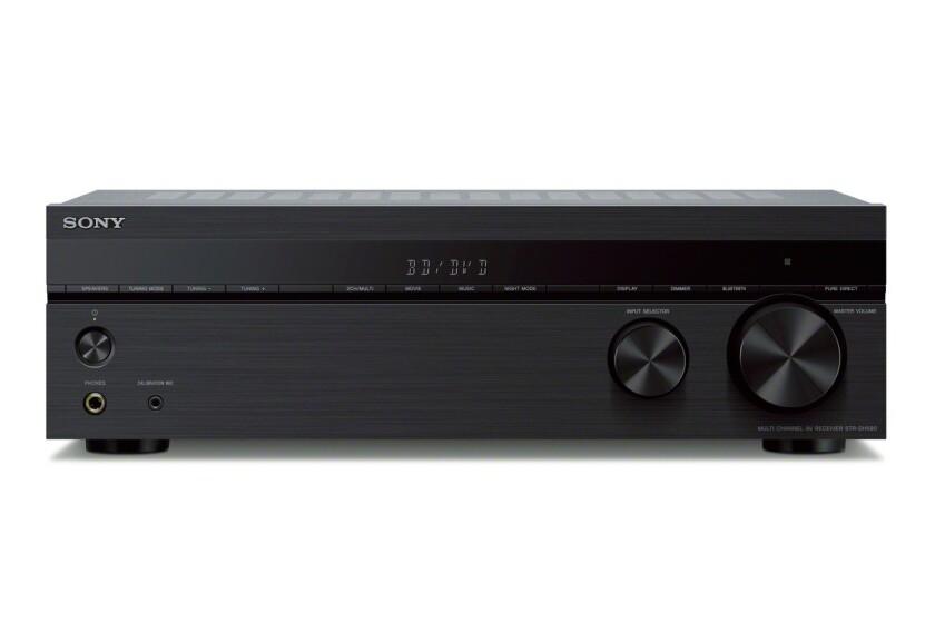 Sony STRDH590 5.2 Channel AV Receiver