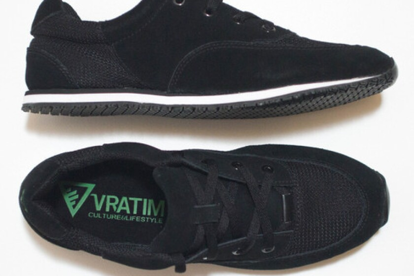 Vratim Drum Shoe