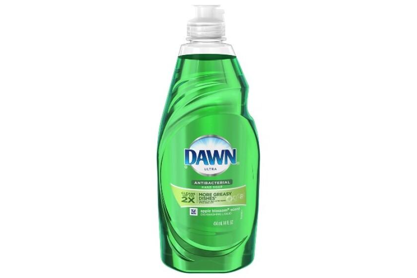 best Dawn Ultra Antibacterial Dishwashing Soap