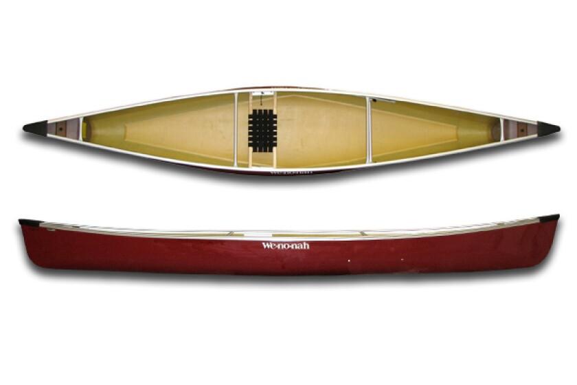 Wenonah Argosy River Canoe