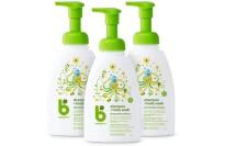 best pump bottle baby shampoo